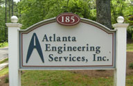 Atlanta Engineering Services, Inc.  185 Thompson Street  Alpharetta, GA 30009