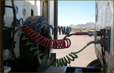 These air brake system, which are often the cause of commercial truck accidents.