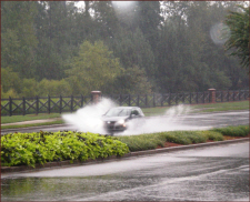 If you think you have an accident which may involve hydroplaning, contact us. We can help!