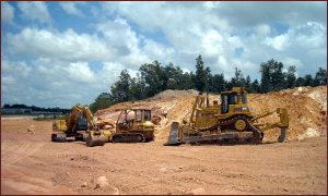 Engineering regulations and addressing storm water runoff.