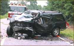 Non-commercial trucks and other vehicle accidents can be caused by a number of contributing factors.